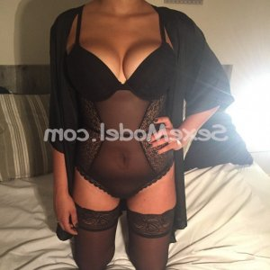 Hafsia lovesita escorte trans à Beaugency