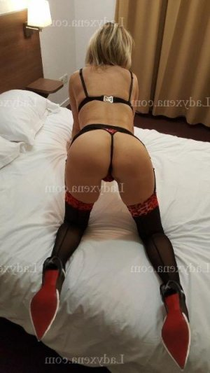 Ghislene escorte massage tantrique