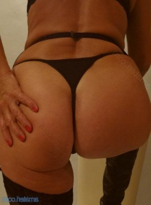 Anabel massage sexe escorte
